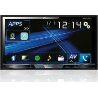 Dvd Player Pioneer Avh-X598Tv Waze E Bluetooth 2 Din