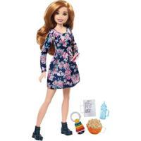 Boneca Barbie - Barbie Babysitter - Popcorn - Mattel