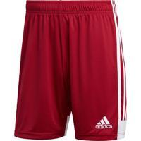 Short Futebol Adidas Tastigo 19 Vermelho