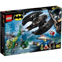 Lego Super Heroes - Dc Comics - Batman - Batwing E Fuga Do Charada - 76120
