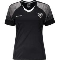 Camisa Botafogo Fortune - Feminino