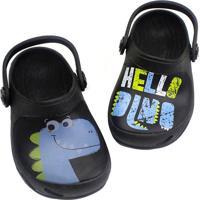 Babuche Baby Hello Dino Plugt