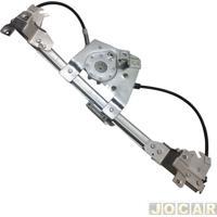Máquina De Vidro - Astra 1999 Em Diante - Elétrica Para Motor Mabuchi - Traseira - Lado Do Passageiro - Cada (Unidade)