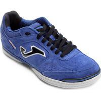 599d403487 Netshoes  Chuteira Futsal Joma Top Flex Nobuck 835 In - Unissex