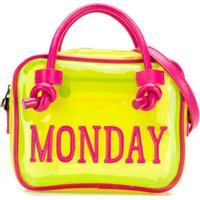 Alberta Ferretti Kids Bolsa 'Monday' - Amarelo