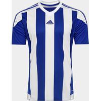 Camisa Adidas Striped 15 Masculina - Masculino
