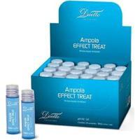 Ampola Restauração Effect Treat Duetto Profissional 15Ml - Feminino-Incolor