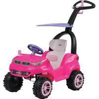Andador Push Car Biemme Easy Ride Rosa