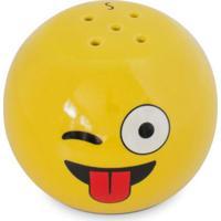 Saleiro Diverticon Humor 90G 153124G Amarelo Mondoceram