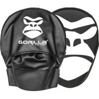 Manopla De Foco Aparador De Soco Muay-Thai Boxe Gorilla - Unissex