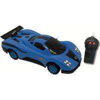 Carrinho Controle Remoto Hot Wheels Dreamer 3 Funções Azul - Candide