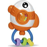 Chocalho Zoop Toys Peixinho Colorido