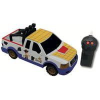 Carrinho Controle Remoto Toy Story 4 Fun Driver Woody - Candide