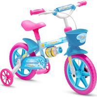 Bicicleta Aro 12 Infantil Feminina Aqua - Feminino