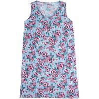 Camisola Feminina Em Malha De Algodão Com Estampa E Detalhe Na Gola