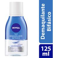 Demaquilante Nivea Facial Bifásico 125Ml
