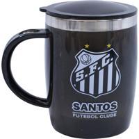 Caneca Minas De Presentes Santos Preto