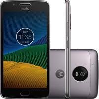 Smartphone Motorola Moto G5 16Gb Xt1676 Desbloqueado Platinum