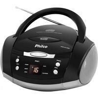 Rádio Boombox Ph61 Preto Philco Bivolt