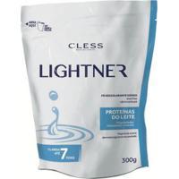 Descolorante Lightner Refil Proteínas Do Leite 300G