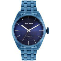 Relógio Akium Masculino Aço Azul - Tmg6982N2 - Blue