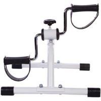 Bicicleta Ergométrica Mini Bike Portátil Exercício Fisioterapia - Unissex