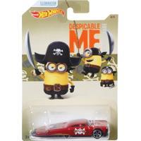 Carrinho Hot Wheels - Meu Malvado Favorito - Minions - Minions Piratas - Mattel - Masculino