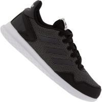 Tênis Adidas Wish - Infantil - Preto/Cinza
