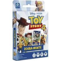 Jogo De Cartas - Disney - Toy Story 4 - Rouba Monte - Copag