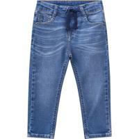 Jeans Reto Estonado- Azulmilon