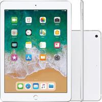 """Tablet Apple New Ipad 9.7"""" Wi-Fi 32Gb 2018 Prateado"""