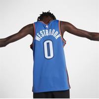 Camiseta Regata Nike Oklahoma City Thunder Icon Editon Swingman Mascul