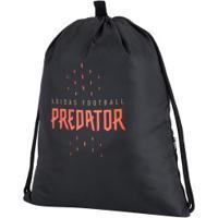Gym Sack Adidas Predator - Preto