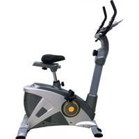 Bicicleta Ergométrica Oneal Tp310 Vertical Magnética Semi Profissional Cinza