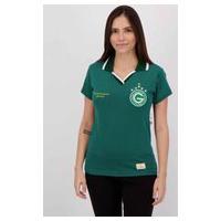 Camisa Goiás Retrô 2000 Feminina