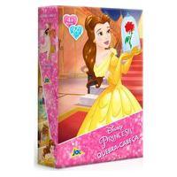 Quebra-Cabeça Princesas 60 Peças Bela - Toyster