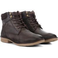Bota Pipper Smith Boots Masculina - Masculino-Marrom
