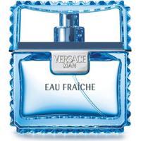 Perfume Eau Fraiche Masculino Versace Edt 50Ml - Masculino-Incolor