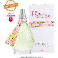 Deo Colônia Flor De Carambola