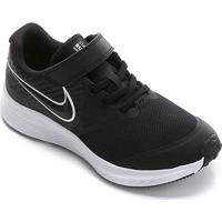 Tênis Infantil Nike Star Runner 2 Psv Masculino - Masculino-Preto+Branco