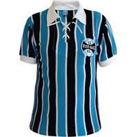 Camisa Retrô Grêmio Cordinha 1929 Masculina - Masculino