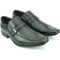 Sapato Teselli Pelica Borracha Masculino - Masculino-Preto