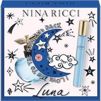 Kit 1 Perfume Feminino Luna Nina Ricci Eau De Toilette - 50Ml 1 Perfume Feminino Luna Ricci 10Ml - Feminino-Incolor