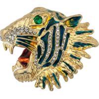 Gucci Broche Rajah - Dourado