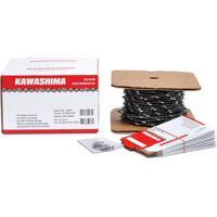Corrente Para Motosserra Kawashima E1 25050Ps 300 Dentes 1/4 Pol