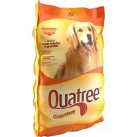 Ração Para Cães Quatree Gourmet Adultos Raças Médias E Grandes Com 15Kg