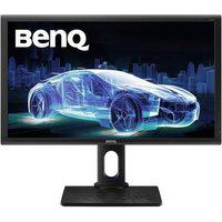 Monitor Benq Led 27´ Widescreen, Qhd, Ips, Hdmi/Displayport, Som Integrado, Altura Ajustável - Pd2700Qt