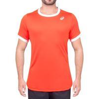 Camiseta Asics Club Ss Masculina - Masculino