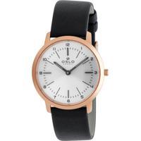 Relógio Oslo Feminino - Ofrscs9T0009 S2Px - Rosé
