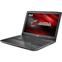 """Notebook Asus Gl703 V2 Intel I7-7700Hq Tela 17.3"""" Ips 1080P Gtx 1050 (4Gb) Ssd 250Gb M.2 Hd 1Tb Ram 16Gb Ddr4 E Windows 10 Home 64Bit"""